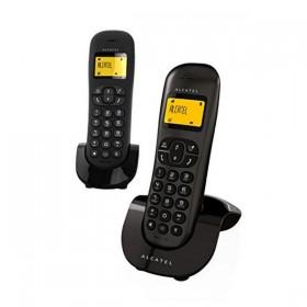 Wireless Phone Alcatel Duo Black