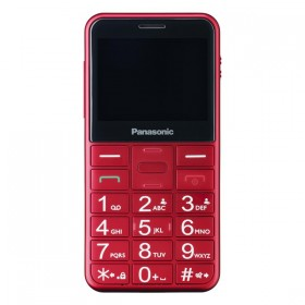 Mobile telephone for older adults Panasonic Corp.