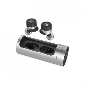 Wireless Headphones Sunstech WavePods Business Silver