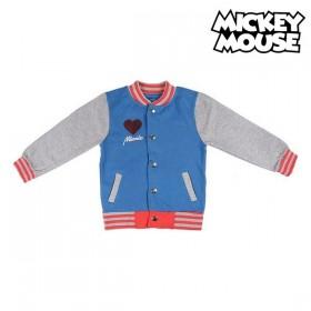 Children's Jacket Minnie Mouse Blue Grey