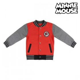 Children's Jacket Mickey Mouse Red Grey