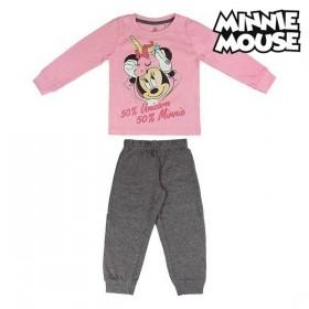 Children's Pyjama Minnie Mouse Pink