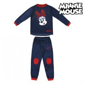 Children's Pyjama Minnie Mouse Navy blue