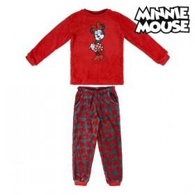 Children's Pyjama Minnie Mouse Red