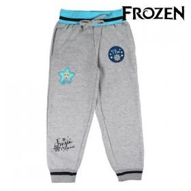 Children's Tracksuit Bottoms Frozen Grey