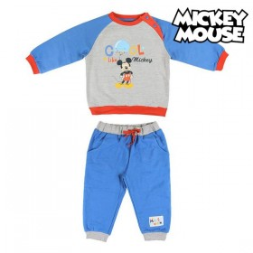 Children's Tracksuit Mickey Mouse Blue Grey