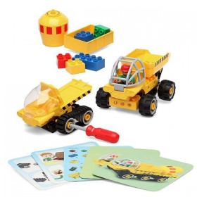Construction set Junior Knows (38 pcs)