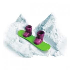 Knutselset Snowboard Park Bizak