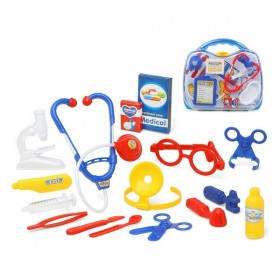 Toy Medical Case with Accessories
