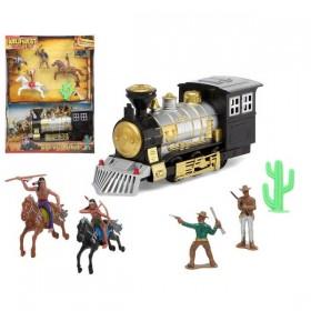 Set of Wild West Toys (6 pcs)