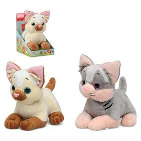 Soft toy with sounds +12M