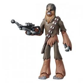 Star Wars Galaxy of Adventures Chewbacca Hasbro (15,9 cm)