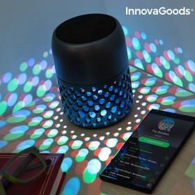 InnovaGoods Mandalamp Oplaadbare Lamp met Speaker