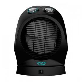Portable Fan Heater Cecotec Ready Warm Rotate Force 2400W Black