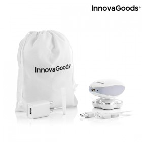InnovaGoods 4-Blade Rechargeable Trimmer with LED