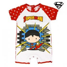Baby's Short-sleeved Romper Suit Superman