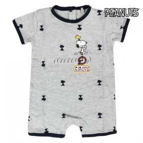 Baby's Short-sleeved Romper Suit Snoopy