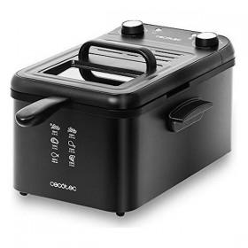 Deep-fat Fryer Cecotec CleanFry Infinity 3 L 2400W Black