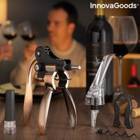 Set of Wine Accessories Servin InnovaGoods 5 Pieces