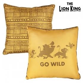 Cushion The Lion King Yellow (40 X 40 cm)