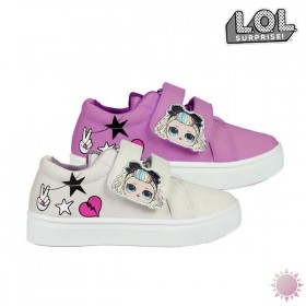 Children's Casual Trainers LOL Surprise! Pink