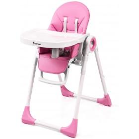 COSTWAY Chaise Haute Evolutive pour Bébé2 en 1