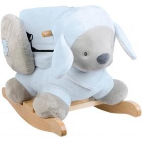 Nattou Bascule Mouton Sam, 10 - 36 Mois, 60 x 39 x 50 cm