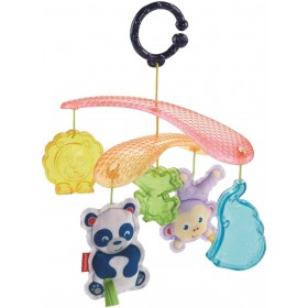 Fisher-Price Mobile Nomade avec anneau