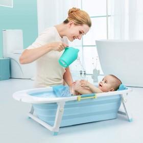 Fascol Baignoire Pliable pour Bébé