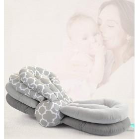 Coussin d'allaitement multifonctionnel pour bébé