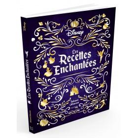 Les recettes enchantées Disney (Français)