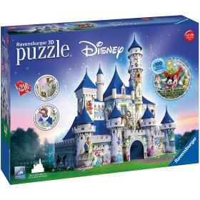 Puzzle 3D - Château de Disney