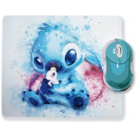 Tapis de souris Aquarelle Stitch