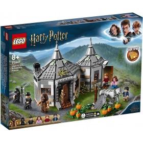 LEGO Harry Potter - La Cabane de Hagrid Le Sauvetage de Buck