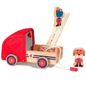 Lilliputiens - Marius Camion de pompier