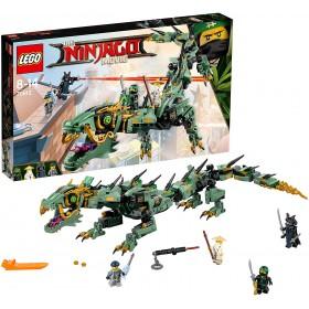 LEGO Ninjago - Le dragon d'acier de Lloyd