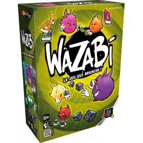 Jeu de Cartes Wazabi