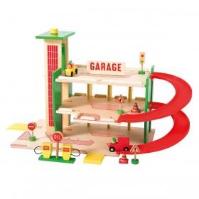 Grand Garage - Dans la Ville