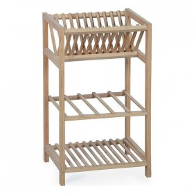 Shelves Confortime Wood (33 X 25 x 56 cm)