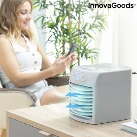 Mini LED Portable Evaporator Air Conditioner Freezyq+