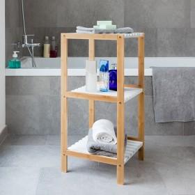 Bathroom Shelves Bamboo