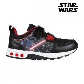 LED Trainers Star Wars Black