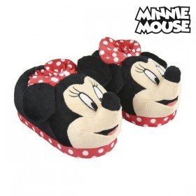 3D House Slippers Minnie Mouse