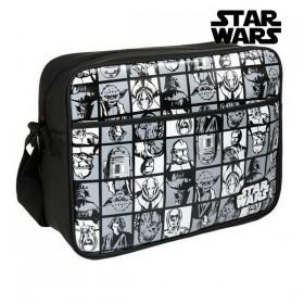 Shoulder Bag Star Wars Black