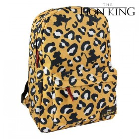 School Bag The Lion King Yellow