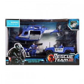 Rescue team set