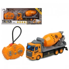 Concrete Mixer Lorry Remote-controlled