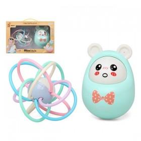 Set speelgoed voor baby's Mimi Bells 114331 (2 pcs)