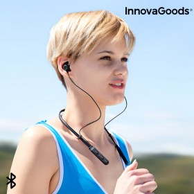 Magnetic Wireless Headphones for Sports