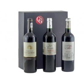 Coffret Grands Vins de Bordeaux